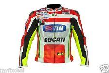 Nickey Hayden Motorbike Motorcycle Motogp Ducati Corse Racing Leather Jacket