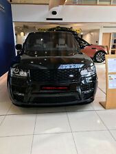 Range Rover L405 SVO (Special Vehicle Operations) Body Kit Land Rover