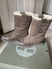 Ladies Timberland Asphalt Trail Boots - UK 5.5