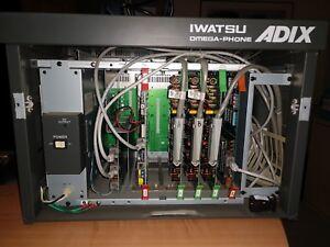 Iwatsu Omega-Phone Adix Phone System IX-CML