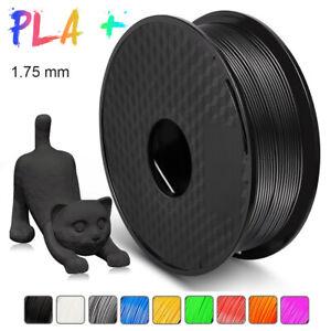 Anycubic 1,75mm PLA+ PETG Premium Filament 1000g Spule Rolle für 3D-Drucker