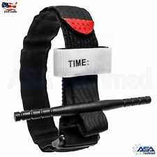 US One Hand Tourniquet Combat Application First Aid Handed Emergency Outdoor