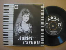 """AURIEL CARNELL The English Jazz Scene Vol 1 UK 7"""" EP 1962 - ARAL 45 EP-PS 101"""
