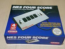 NES 4 Four Score Nintendo NES 4 Player Adapter Brand New