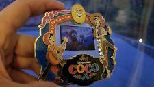 Fantasy COCO Frame Pin on Pin / RARE FANTASY PIN / MIGUEL SINGING