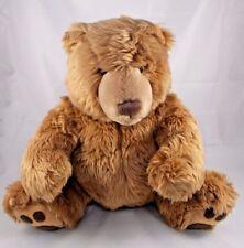 "Kohl's Cares Gund Teddy Bear Plush Doll Sits 13"" Tall #44184"