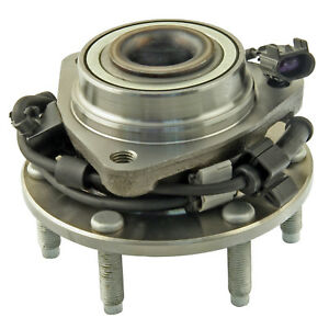 Wheel Bearing and Hub Assembly-RWD Front Coast to Coast Automotive Products