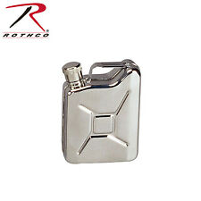 Rothco 643 Stainless Steel Jerry Can Flask