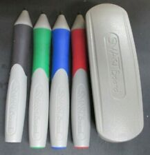 SMART Board Stylus Eraser and Pens Set Red, Green, Blue, & Black