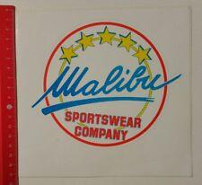 Autocollant/Sticker a4: MALIBU-Sportswear Company (140416133)