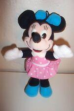 New listing Vintage Playskool C-601 Minnie Mouse Doll Soft Body Disney Babies Plush toy