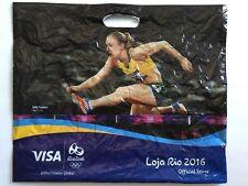 Visa Sponsor Official Store 2016 RIO Olympics Shopping Bag Pearson Emanuel Rego