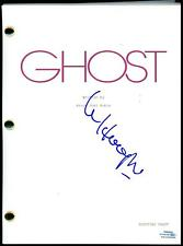 "Whoopi Goldberg ""Ghost"" AUTOGRAPH Signed Full Complete Script Screenplay ACOA"
