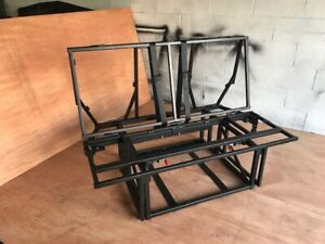 Full width m1 tested rock and roll bed