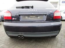 S3 Stoßstange hinten Audi S3 8L MINGBLAU LZ5L Stoßfänger Spoiler blau A3