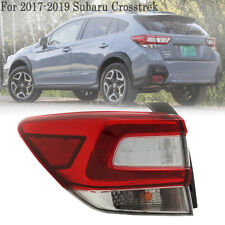 Tail Light For Subaru Impreza Crosstrek 2017 2018 2019 Driver Side Outer Rear LH