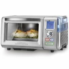 Cuisinart CSO-300N1 Steam & Convection Oven, Stainless Steel -  Brand New SEALED