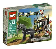 New 2010 Lego 7949 Kingdoms Prison Carriage Rescue Factory Sealed Unopened