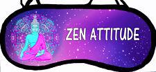 Masque de sommeil zen bouddha cache yeux anti lumière fatigue réf 76
