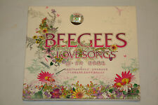 """BEE GEES """"LOVE SONGS"""" CHINESE IMPORT CD *SEALED*"""