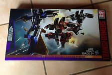Transformers Platinum Edition SEEKER SQUADRON Ramjet Thrust Dirge Decepticons