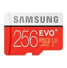 256GB micro SD SDXC Evo Class 10 UHS-I 48MB/s TF Memory Card 256G Galaxy for A36