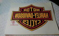 Vintage 1987 Harley Davidson Motorcycle Holoubek Iron On t-shirt transfer #3