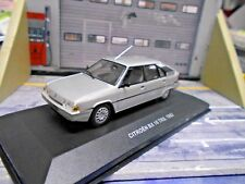 CITROEN BX Limousine 1982 grau grey met  SP NEU Solido 1:43