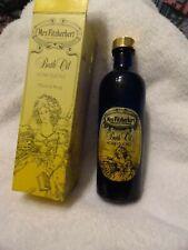 New Vtg Samantha Jane Mrs Fitzherbert Bath Oil - Honeysuckle - 6.1 Oz