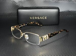 VERSACE VE1175B 1002 Gold Demo Lens 53 mm Women's Eyeglasses