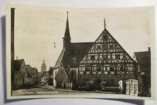 Ansichtskarte Forchheim Fränkische Schweiz Katharinenspital 1933