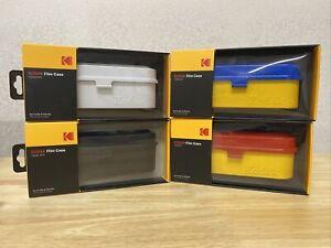 Kodak Film Case Red | Metal fits 5 rolls of 135 film 35mm