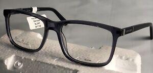 Pierre Cardin Acetate Blue/Grey PC6168 6168 54-17-140 Men's Eyeglass frames