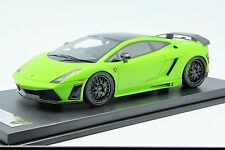 1/18 MG Model LB Performance Gallardo Green Free Shipping/ MR BBR Davis Giovanni
