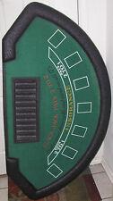 "Large Blackjack TABLE TOP Foam 55"" Portable"