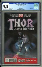 Thor 6 - 1st Appearance - CGC 9.8 White