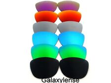 Galaxy Replacement Lenses For Oakley Frogskins Black&Green&Blue&Gray&Red&Purple