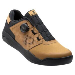 Pearl 15192102 Izumi Men's X-ALP Launch SPD Berm Brown Mountain Cycling Shoes