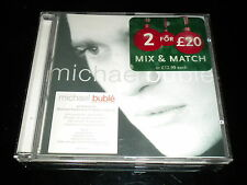 Michael Buble - Enhanced CD Album - 2003 - 13 Great Tracks - Made in Germany