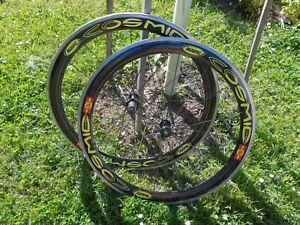 Mavic Cosmic Carbon no SL Laufradsatz Shimano Freilauf
