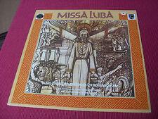 Missa Luba/Misa Criolla  orig Philips 1978 Double   LP  EX+