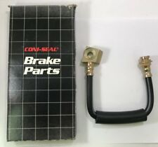 Brake Hydraulic Hose Front Left Coni-Seal BH177238 fits 80-94 Ford Lincoln Mercu