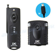 JJC II Wireless Shutter Release For Nikon P7800 D3300 D750 D810 Df D5600 D7200