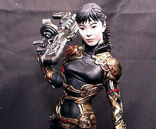 Japan Movie Zeiram Bounty Hunter Iria 1/6 Vinyl Figure Model Kit L