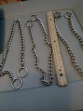 New listing Lot Of Dog Chains