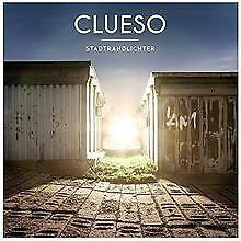 Stadtrandlichter von Clueso   CD   Zustand gut
