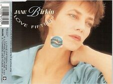 JANE BIRKIN LOVE FIFTEEN CD MAXI serge gainsbourg
