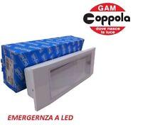 LAMPADA EMERGENZA BEGHELLI LED 1499 11W AUTONOMIA 8 ORE