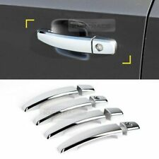 Chrome Door Catch Molding Garnish Cover Trim 8P for CHEVROLET 2008-2016 Cruze