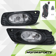 [Switch+Wiring Included]For 2012 Honda Civic 4Dr Sedan Bumper Driving Fog Lights